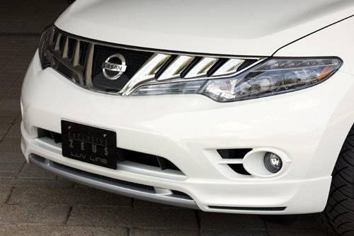 Обвес кузова аэродинамический. Nissan Murano, PNZ51, TNZ51, TZ51, Z51, Z51R