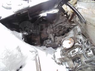 МКПП. Audi 100, 44 Двигатели: KP, KU, NF, WC