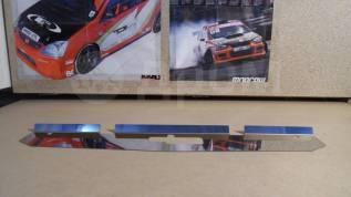 Планка радиатора. Toyota Mark II, JZX100, JZX105 Toyota MR2, SW20, SW20L Двигатель 3SGTE