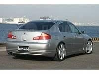 Обвес кузова аэродинамический. Nissan Skyline, CPV35, HV35, NV35, PV35, V35