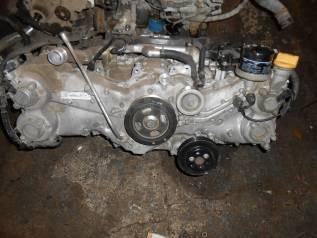 Двигатель в сборе. Subaru Forester, SJ, SH Subaru Impreza Subaru XV Двигатели: FB20, FB204, FB20B