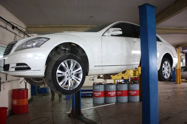 Сервисное обслуживание, ремонт ходовой части и двигателя любого авто!