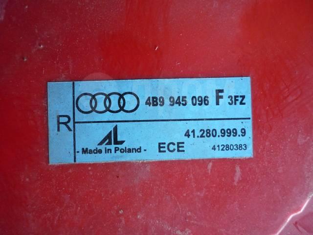 Стоп-сигнал. Audi A6 Avant Audi A6