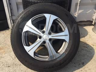 """Отличные летние колеса на литых дисках 225/65R17. 7.0x17"""" 5x114.30 ET40"""