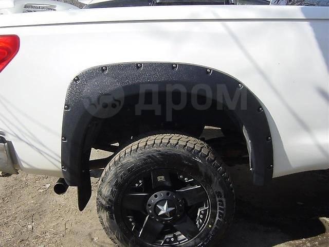 Клипса подкрылка. Toyota Tundra