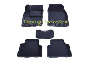 Коврик. Nissan Qashqai, J11 Двигатели: H5FT, HR12DDT, K9K, MR16DDT, MR20DD, R9M