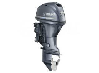 Yamaha. 40,00л.с., 4-тактный, бензиновый, нога S (381 мм), 2018 год год. Под заказ