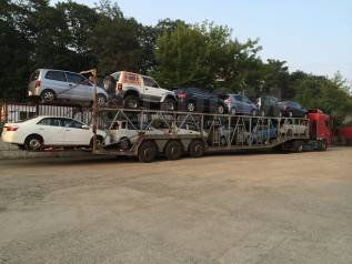 Huanda. Продам 10 местный п/п автовоз, 20 000кг.