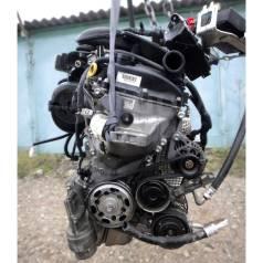 Двигатель в сборе. Toyota: Yaris, Vitz, iQ, Aygo, Passo Citroen C1 Subaru Justy Daihatsu Cuore Daihatsu Boon, M300S Двигатели: 1KRFE, 1KRVET