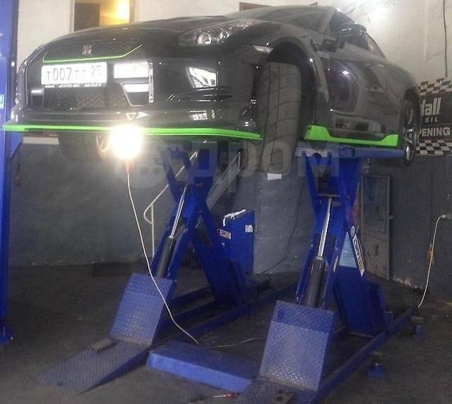 Ремонт ходовой части, ДВС, авто электрики. На Луговой