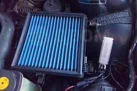 Фильтр воздушный. BMW 3-Series, E46, E46/2, E46/2C, E46/3, E46/4, E46/5 Двигатель M52TUB25