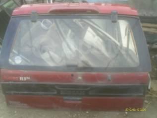 Дверь багажника. Nissan Terrano, LBYD21, MG21S, VBYD21, WBYD21, WD21, WHYD21, 21