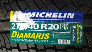 Michelin Latitude Diamaris. Летние, 2014 год, без износа, 4 шт