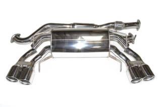 Выхлопная система. Subaru Impreza, GRB
