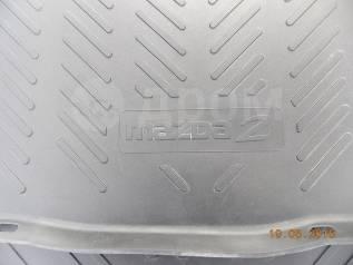 Коврики. Mazda Mazda2, DE, DY Двигатели: F6JA, FUJA, FXJA, FYJA, Y4, ZJVE, ZYDE, ZYVE