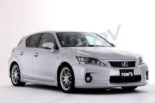Обвес кузова аэродинамический. Lexus. Под заказ