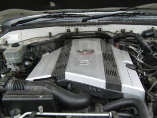 Двигатель в сборе. Toyota: Land Cruiser, Land Cruiser Cygnus, Sequoia, Tundra, 4Runner Двигатель 2UZFE