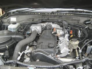 Двигатель в сборе. Toyota Land Cruiser, HDJ101, HDJ101K Двигатель 1HDFTE
