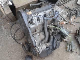 Двигатель в сборе. Audi 80 Двигатель JN