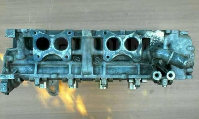 Головка блока цилиндров. Nissan Primera, P11E, WP11E Nissan Sunny, EB13 Nissan Almera Двигатели: CD20T, GA16DE, QG16DE, QG18DE, SR20DE, SR20DEH, SR20D...
