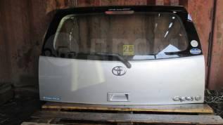 Дверь багажника. Toyota Opa, ZCT10 Двигатель 1ZZFE