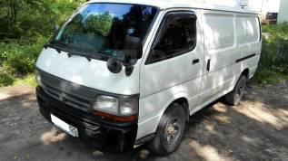 Грузоперевозки, город, край. Микроавтобус Т-ХАЙС Фургон 4WD 1300 кг