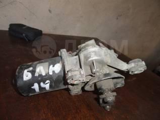 Мотор стеклоочистителя. Nissan Bluebird, 14