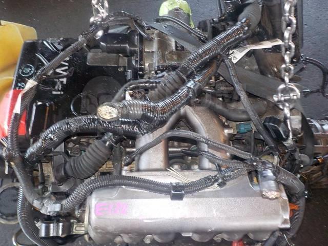 Двигатель в сборе. Toyota Crown, JZS179 Двигатель 2JZGE