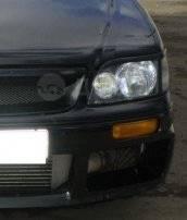 Накладка на фару. Nissan Stagea, WGC34