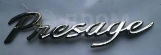 Наклейка. Nissan Presage