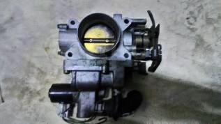 Заслонка дроссельная. Mazda: Eunos 500, MX-6, Efini MS-8, Cronos, Autozam Clef, MPV Ford Telstar, GE5PF, GE8PF, GEEPF, GEFPF, GESRF Ford Probe Двигате...