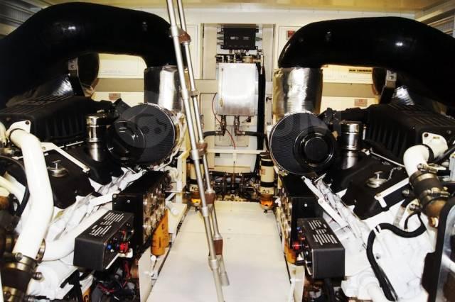 Evo Marine. 2007 год год, длина 23,49м., двигатель стационарный, дизель