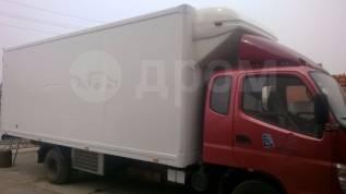 Foton Auman. Продается грузовой фургон , 5 000куб. см., 7 000кг.