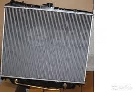 Радиатор охлаждения двигателя. Honda: Accord, CR-V, Avancier, Ascot, Ascot Innova, Civic, Fit, Civic Ferio, Capa, Domani Двигатель S