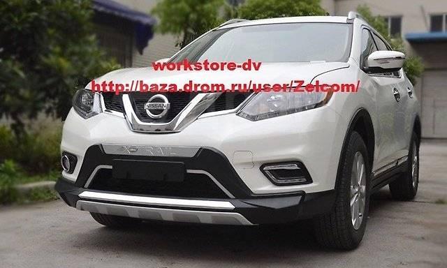 Диффузоры Nissan X-trail 32 кузов. Nissan X-Trail, HNT32, HT32, NHT32, NT32, T32 Двигатели: MR20DD, QR25DE, R9M. Под заказ