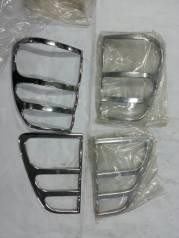 Накладка на стоп-сигнал. Toyota Land Cruiser, FZJ100, HDJ100, HDJ100L, J100, UZJ100, UZJ100L, UZJ100W