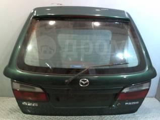 Крышка багажника. Mazda 626, GF Двигатели: FSZE, KLZE