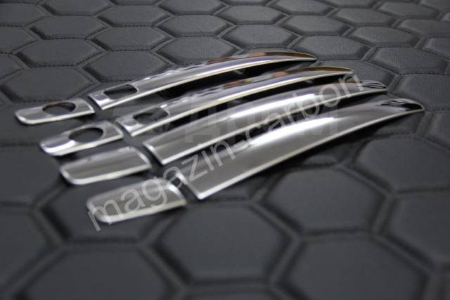 Накладка на ручку двери. Toyota Prius, NHW20