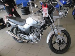 Yamaha. 125куб. см., исправен, птс, без пробега