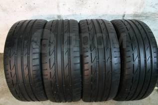 Bridgestone Potenza S001. Летние, 2013 год, 20%, 4 шт