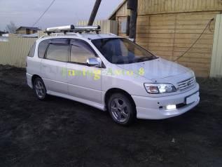Обвес кузова аэродинамический. Toyota Ipsum, CXM10G, SXM10G, SXM15G Двигатели: 3CTE, 3SFE