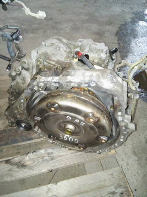 АКПП. Toyota: Harrier, Ipsum, Camry, Highlander, Kluger V, Alphard, Estima Двигатель 2AZFE
