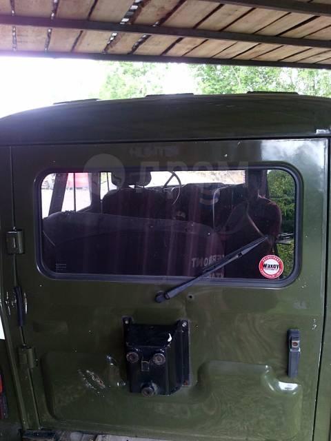 Дверь багажника. УАЗ 3151, 31514