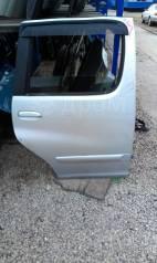 Дверь боковая. Toyota Funcargo, NCP20 Двигатель 2NZFE