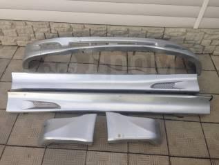 Обвес кузова аэродинамический. Toyota RAV4, ACA21W