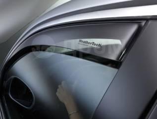 Ветровик на дверь. Toyota Highlander, ASU40, GSU40, GSU45, MHU48 Двигатели: 1ARFE, 2GRFE, 3MZFE