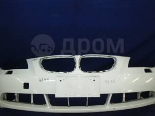 Бампер. BMW 5-Series, E60, E61 Двигатели: M47TU2D20, M57D30TOP, M57D30UL, M57TUD30, N52B25UL, N62B40, N62B44, N62B48