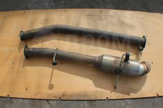 Выхлопная система. Nissan Silvia, S14, S15