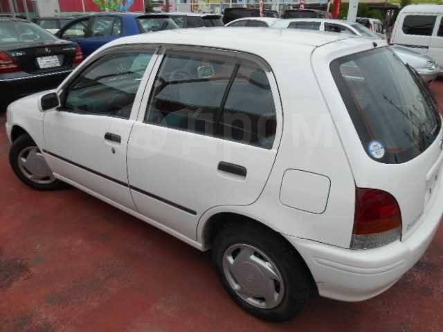 Toyota Starlet. EP90