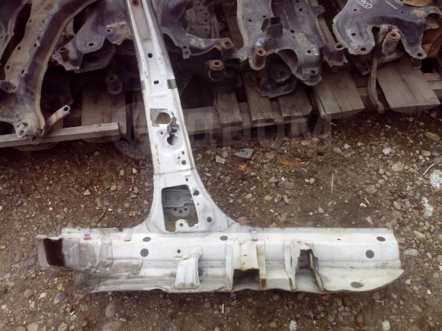 Порог пластиковый. Toyota Corolla, EE104, EE104G
